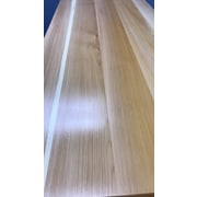 Rustic Cedar Dining Table; Clear Coat