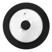 Elite by Maxi-Matic Universal 11.81'' Silicone Glass Lid