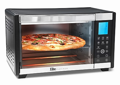 Elite by Maxi-Matic 6-Slice Convection Toaster Oven WYF078280214126