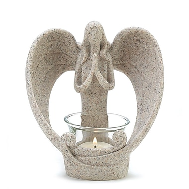 Zingz & Thingz Earth Angel Candle Holder