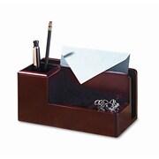 Rolodex Wood Tones Desk Organizer