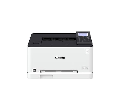 Canon® imageCLASS® LBP612CDW Color Laser Single-Function Printer (4879164)