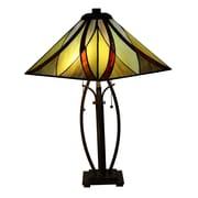 Warehouse of Tiffany Sheen 26'' Standard Table Lamp
