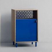 Scantrends Cabinet; Blue