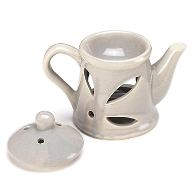 Zingz & Thingz Teapot Ceramic Oil Warmer