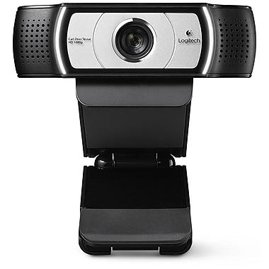Logitech – Caméra Web C930e 1080p HD (960-000971)