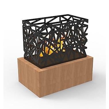 Decorpro Laguna Micro Fireplace, Sunrise