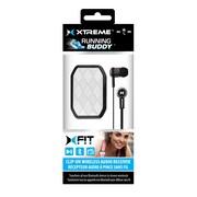 Xtreme XBA9-1006-WHT BT Clip-On Wireless Aux Reciever