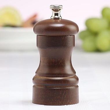 Chef Specialties Capstan Pepper Mill; Walnut