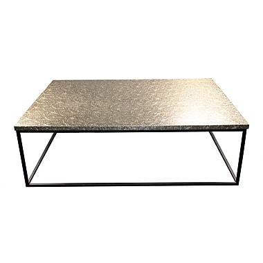 MOTI Furniture Orlando Coffee Table; 19'' H x 47'' W x 30'' D