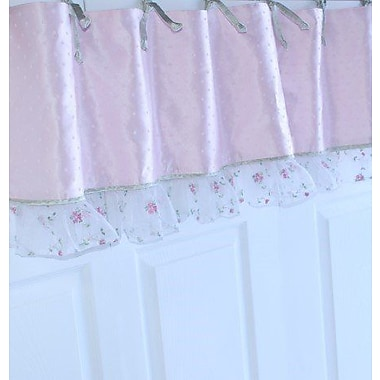 Blueberrie Kids Chanticlair 53'' Curtain Valance