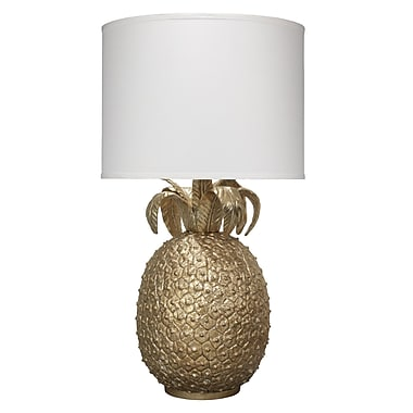 Bay Isle Home Clarkton Pineapple 33.3'' Table Lamp