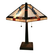 AmoraLighting Mission 23'' Table Lamp