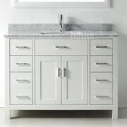 BelvedereBath Signature Series 48'' Single Bathroom Vanity Set