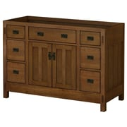 Sagehill American Craftsman 48'' Bathroom Vanity Base