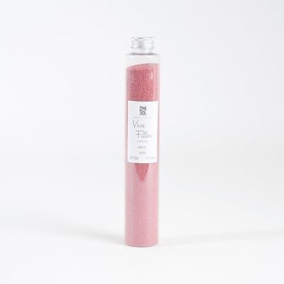 Saro Sand Vase Filler; Pink