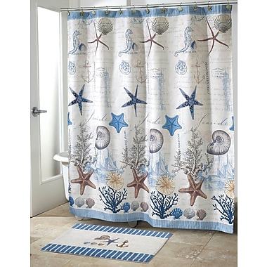Avanti Linens Antigua Shower Curtain