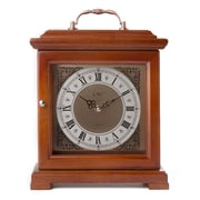 LNCHome Wood Portable Tabletop Clock
