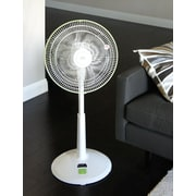 Sunpentown 14'' High Velocity Oscillating Floor Fan