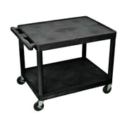 Offex Endura 2 Shelf AV Cart