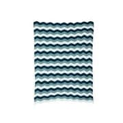 Scantrends Ferm Living Kids Knitted Zag Cotton Blanket