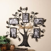 Zingz & Thingz Family Tree Picture Frame