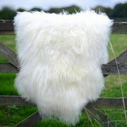 Canada Wool Giant Size Genuine Sheepskin Soft Wool Natural Creamy Area Rug