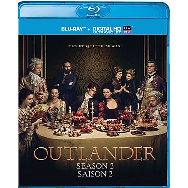 Outlander: Season 2 (Blu-ray)