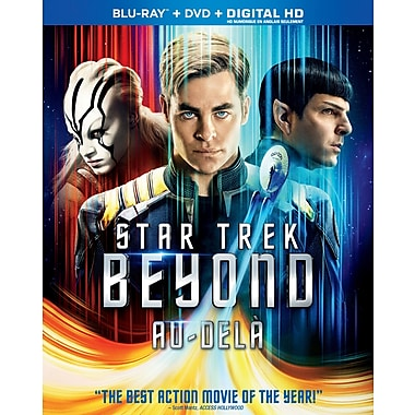Star Trek Beyond (Blu-ray/DVD)