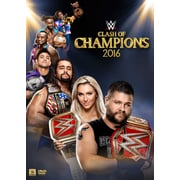 WWE: Clash of Champions 2016 (DVD)