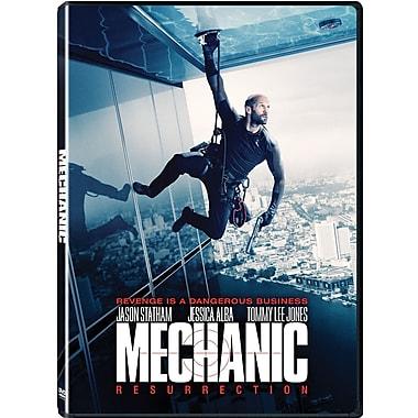 Mechanic Resurrection (DVD)