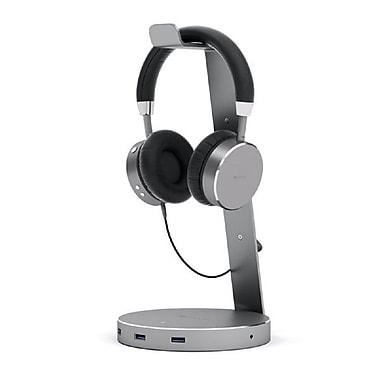 Satechi ST-AHSHU3M Headphone Stand with USB 3.0 ports, Space Grey