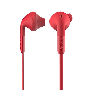 DeFunc DF-D0043 Plus Hybrid Earphones, Red
