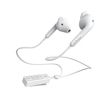 DeFunc DF-D0242 BT Hybrid Bluetooth Earphones, White