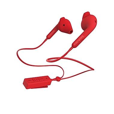DeFunc DF-D0243 BT Hybrid Bluetooth Earphones, Red