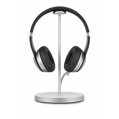 Twelve South TS-12-1622 Fermata Headphone Charging Stand, Silver