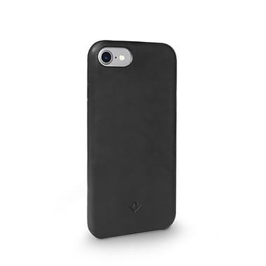Twelve South TS-12-1638 Relaxed Leather for iPhone 7/6/6s, Black