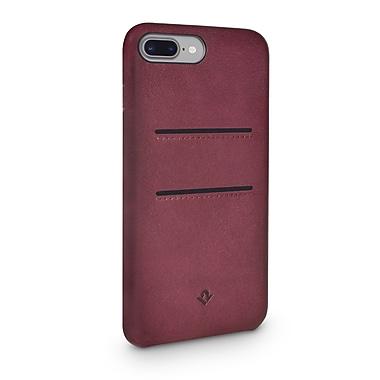 Twelve South - Étui TS-12-1657 RelaxedLeather avec pochettes pour iPhone 7 Plus/6 Plus/6s Plus, marsala