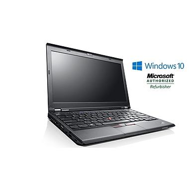 Lenovo - Portatif ThinkPad X230 12,5 po remis à neuf, 2,6 GHz Intel Core i5-3320M, SSD 240 Go, 16 Go DDR3, Windows 10 Pro