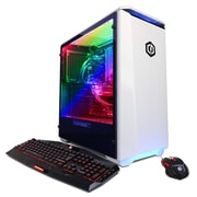 CyberPowerPC - PC SLC9900 Gamer Supreme, 3,6GHz AMD Ryzen 7 1800X, DD 3 To + SSD 240 Go, 32 Go DDR4, GeForce GTX 1080 Ti, Win10