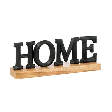 Zingz & Thingz Decorative Home Block Letter