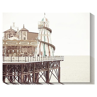 Global Gallery 'Summers Past' by Keri Bevan Photographic Print on Canvas; 20'' H x 24'' W x 1.5'' D