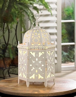 Zingz & Thingz Moroccan 14.25'' Table Lamp