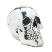 Zingz & Thingz Smiling Silvery Skull