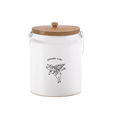 Zingz & Thingz Flying Pig Canister