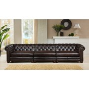 Amax Bakersfield Leather Sofa