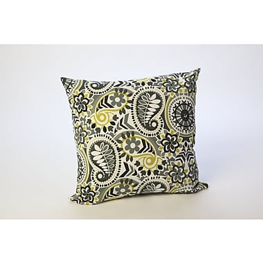 HRH Designs Outdoor Throw Pillow