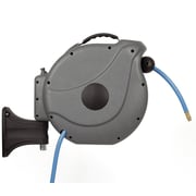 GARTENKRAFT NW Air Plastic Wall Mounted Hose Reel; 33 ft