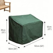 Bosmere Premier 3-Seater Bench Cover