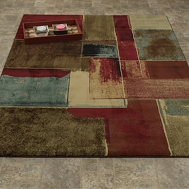 Casamode Functional Furniture Elegant Modern Contemporary Area Rug
